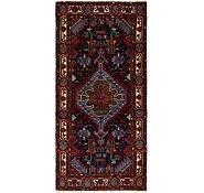 Link to 4' 6 x 9' 8 Nahavand Persian Runner Rug
