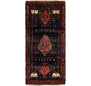 Link to 4' 5 x 9' 10 Sirjan Persian Runner Rug