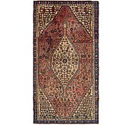 Link to 4' 2 x 8' 5 Hamedan Persian Runner Rug