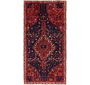 Link to 4' 6 x 9' Hamedan Persian Rug