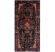 Link to 4' 4 x 10' Nahavand Persian Runner Rug