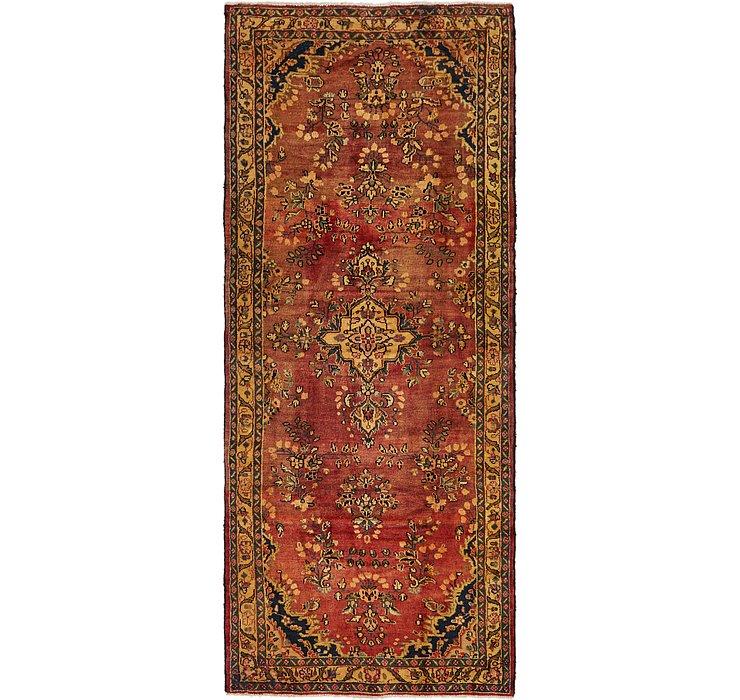 4' 4 x 10' 6 Shahrbaft Persian Runne...