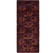 Link to 3' 9 x 9' 5 Meshkin Persian Runner Rug