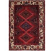 Link to 4' 9 x 7' Shiraz Persian Rug