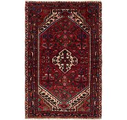 Link to 4' 2 x 6' 3 Hamedan Persian Rug