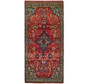 Link to 4' x 9' 3 Mahal Persian Runner Rug