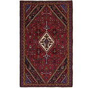 Link to 5' 4 x 8' 8 Hossainabad Persian Rug