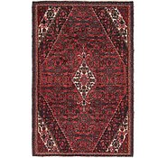 Link to 5' 9 x 8' 10 Hossainabad Persian Rug
