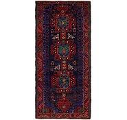 Link to 4' x 9' 4 Hamedan Persian Runner Rug
