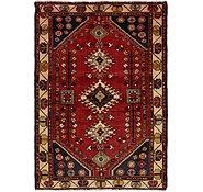 Link to 4' 3 x 6' 4 Hamedan Persian Rug