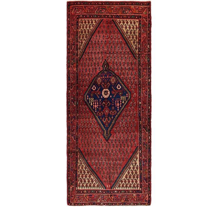 4' x 10' Mahal Persian Runner Rug