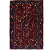 Link to 135cm x 200cm Hamedan Persian Rug