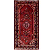 Link to 4' 6 x 9' 4 Hamedan Persian Runner Rug