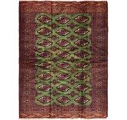 Link to 4' 2 x 5' 8 Torkaman Persian Rug