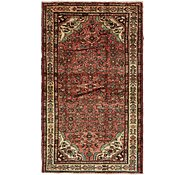 Link to 4' x 7' Hossainabad Persian Rug