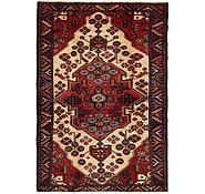 Link to 4' 7 x 6' 9 Hamedan Persian Rug
