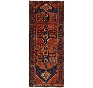 Link to 4' x 10' 5 Shiraz Persian Runner Rug