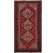 Link to 5' x 9' 7 Hamedan Persian Runner Rug