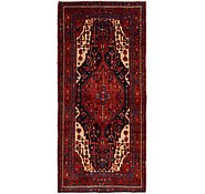 Link to 5' 2 x 11' 4 Hamedan Persian Runner Rug