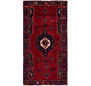 Link to 4' 4 x 8' 6 Hamedan Persian Rug