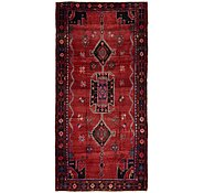 Link to 5' x 10' 4 Hamedan Persian Runner Rug