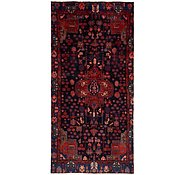 Link to 4' 7 x 9' 7 Nahavand Persian Runner Rug