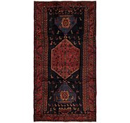 Link to 4' 8 x 9' 7 Sirjan Persian Runner Rug