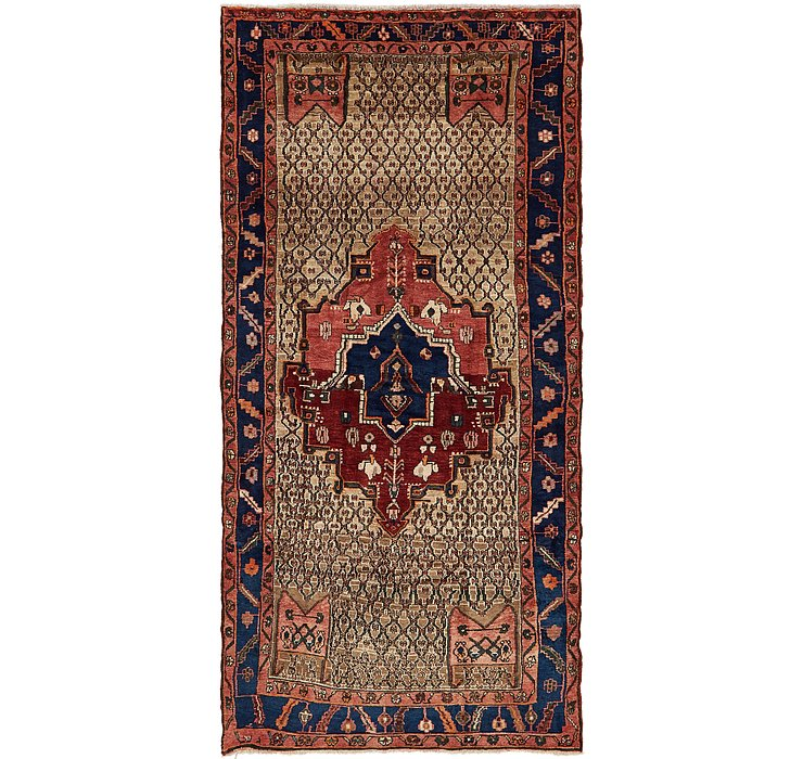 5' x 10' 10 Koliaei Persian Runner ...