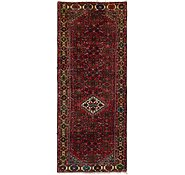 Link to 3' 5 x 8' 8 Hossainabad Persian Runner Rug