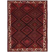 Link to 6' x 7' 8 Hamedan Persian Square Rug