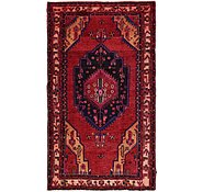 Link to 5' 7 x 9' 6 Hamedan Persian Rug