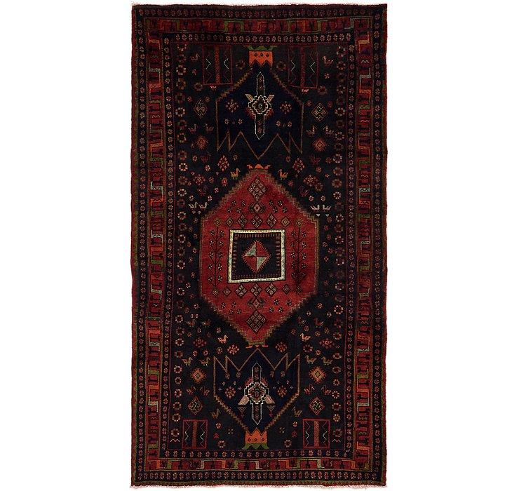 4' 10 x 9' 4 Sirjan Persian Rug
