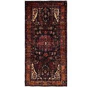 Link to 4' 10 x 10' 3 Nahavand Persian Runner Rug