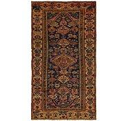 Link to 4' 7 x 8' 10 Hamedan Persian Rug