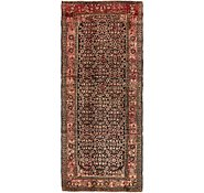Link to 4' 2 x 10' 3 Hossainabad Persian Runner Rug