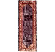 Link to 110cm x 315cm Farahan Persian Runner Rug