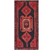 Link to 3' 10 x 8' Hamedan Persian Runner Rug