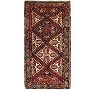 Link to 3' 7 x 7' Hamedan Persian Runner Rug