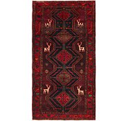 Link to 5' 7 x 11' Chenar Persian Runner Rug