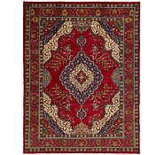Link to 9' 7 x 12' 5 Tabriz Persian Rug