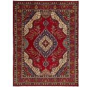 Link to 9' 7 x 12' 5 Tabriz Persian Rug