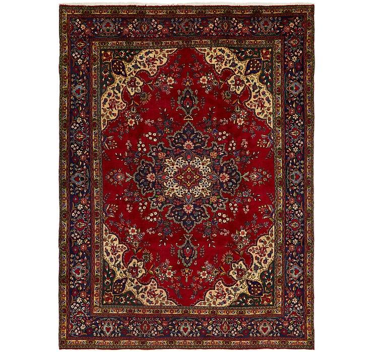 9' 5 x 12' 10 Tabriz Persian Rug