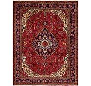 Link to 9' 9 x 12' 9 Tabriz Persian Rug