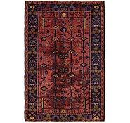 Link to 4' 10 x 7' 4 Hamedan Persian Rug