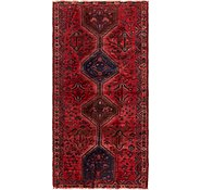 Link to 4' 4 x 8' 7 Shiraz Persian Runner Rug