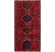 Link to 132cm x 262cm Shiraz Persian Runner Rug