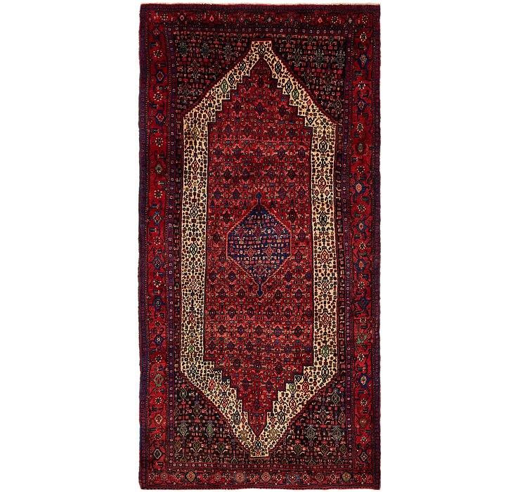 5' x 10' Bidjar Persian Runner Rug