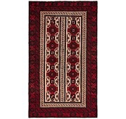 Link to 115cm x 198cm Balouch Persian Rug