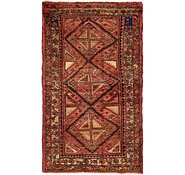 Link to Unique Loom 3' 9 x 6' 5 Balouch Persian Rug