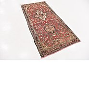 Link to 3' 6 x 7' 6 Hamedan Persian Runner Rug